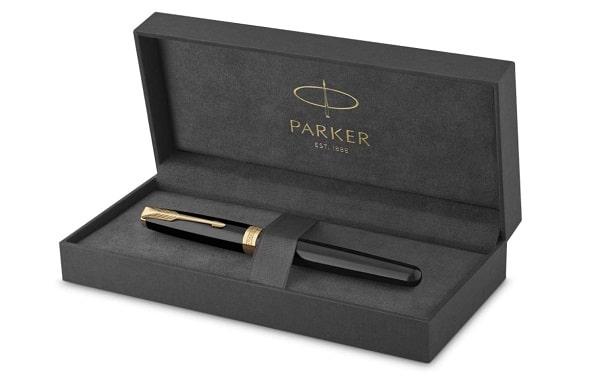 coffet d'un stylo plume parker